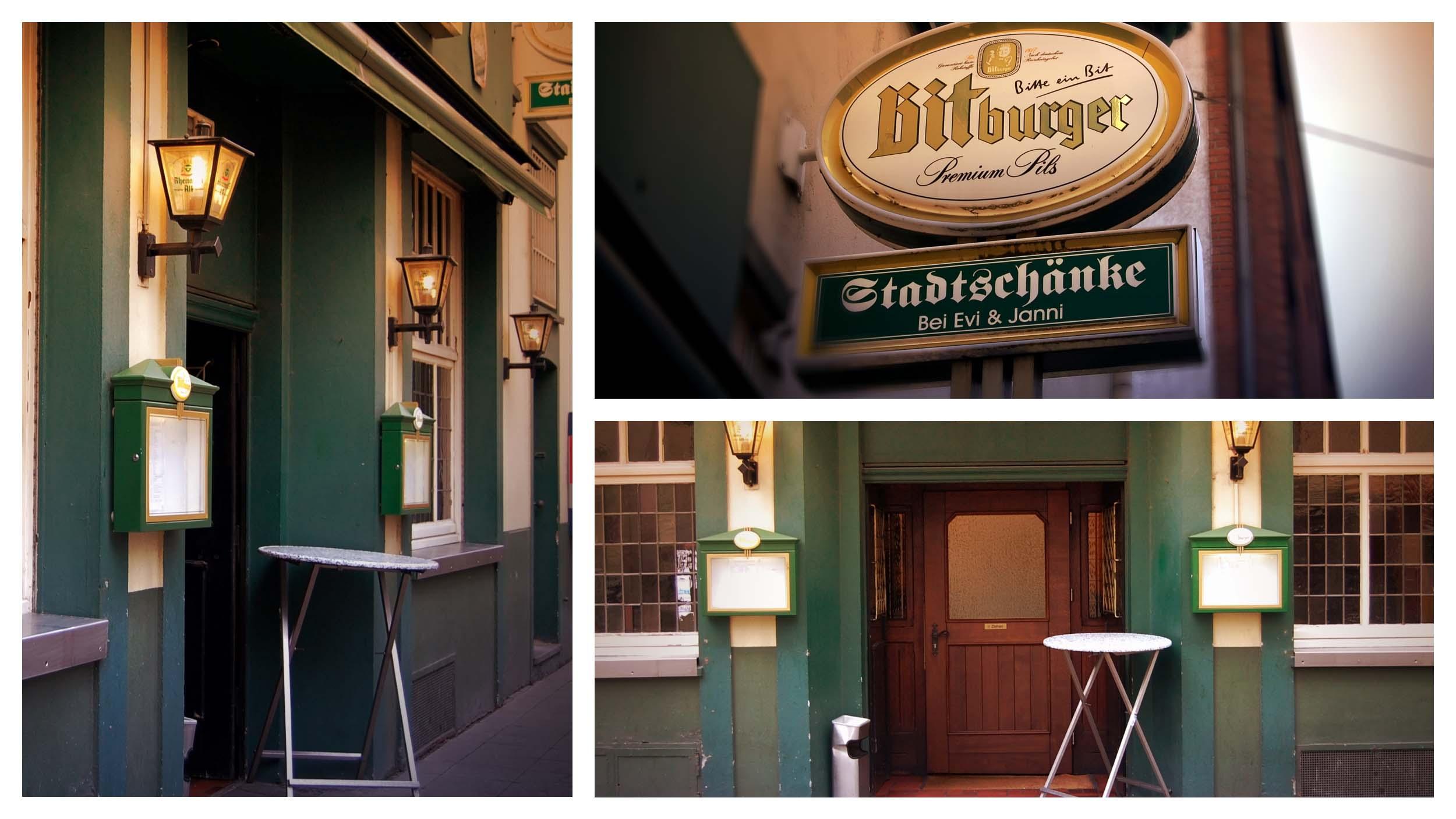 Stadtschänke Krefeld - Bei Evi & Janni